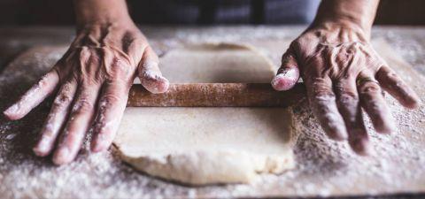 Veranstalungsbild Brot backen (ab 6 Jahren)